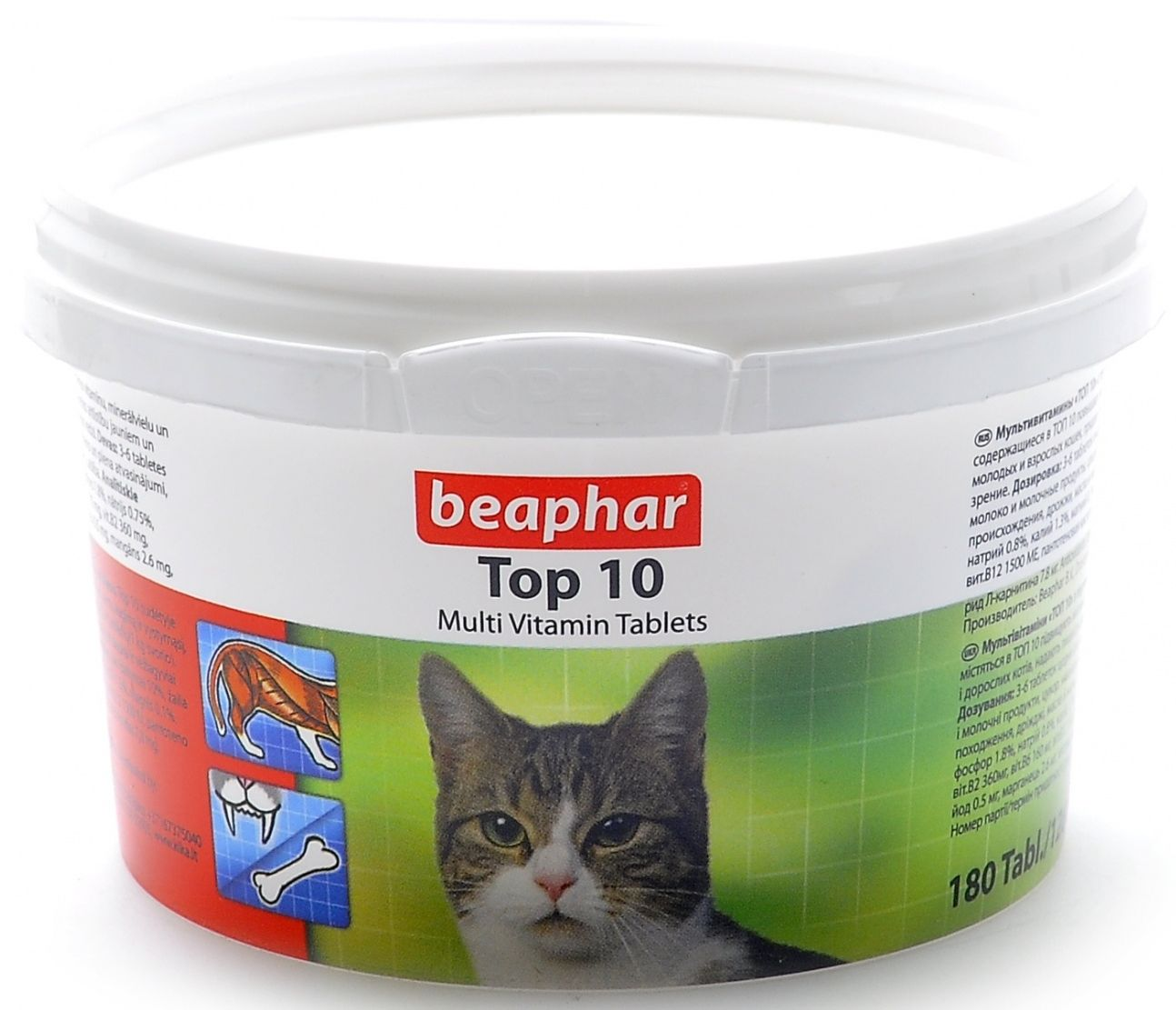 Витамин б12 для котов